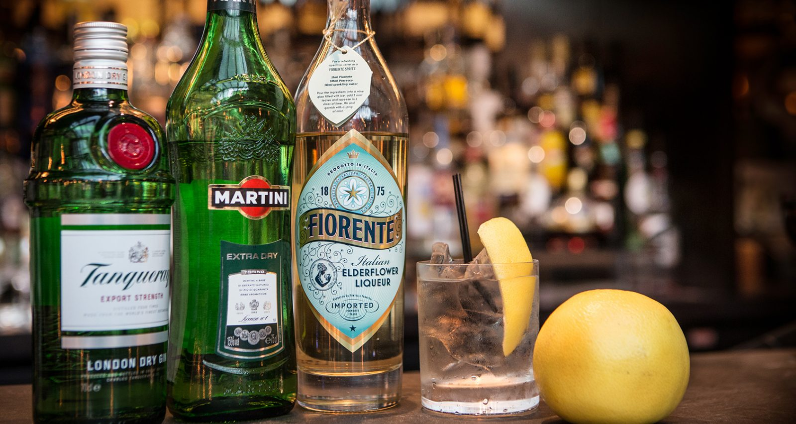 Cocktail of the Month: White Negroni