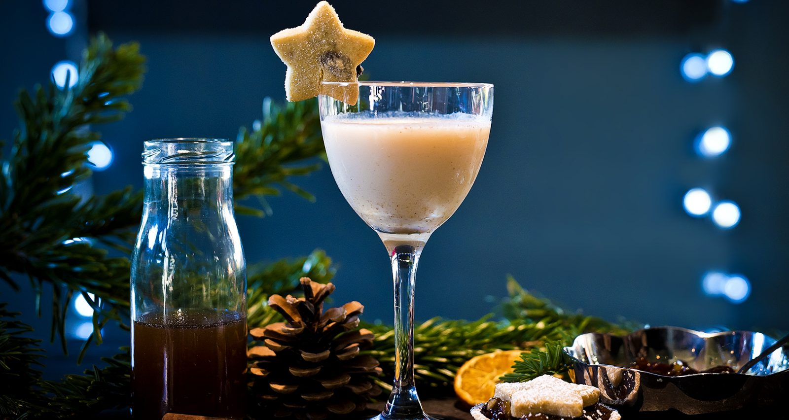 Cocktail of the Month: Mince Pie Martini