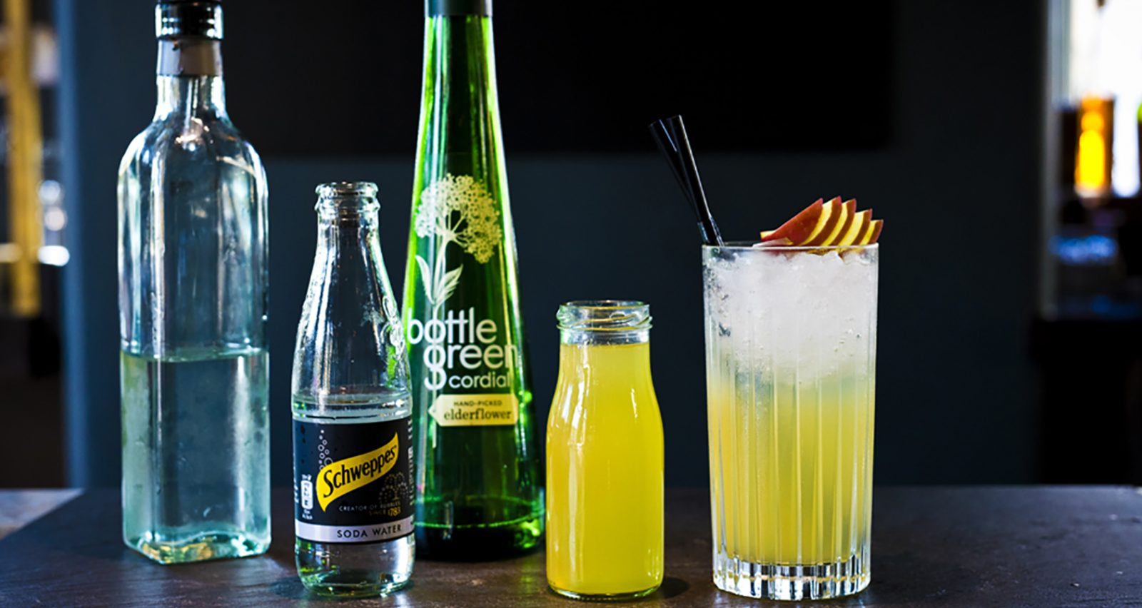 Yorkshire Twist mocktail