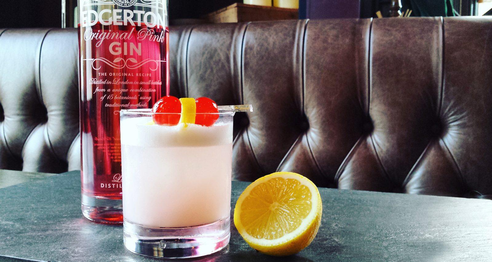 Edgerton Gin Sour