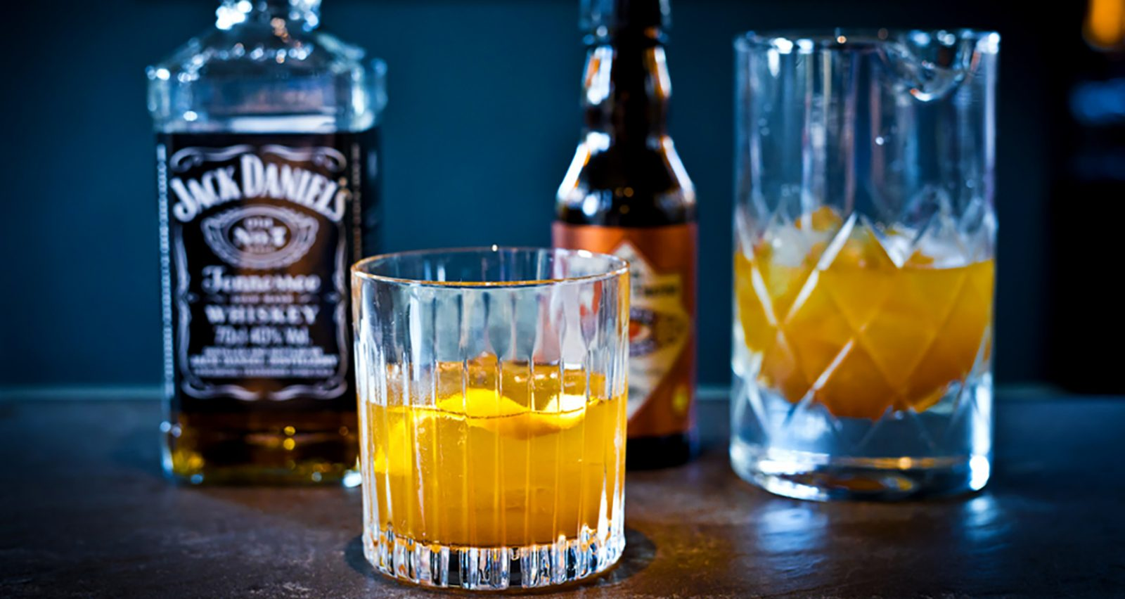 Cocktail of the Month: Jack O'Lantern