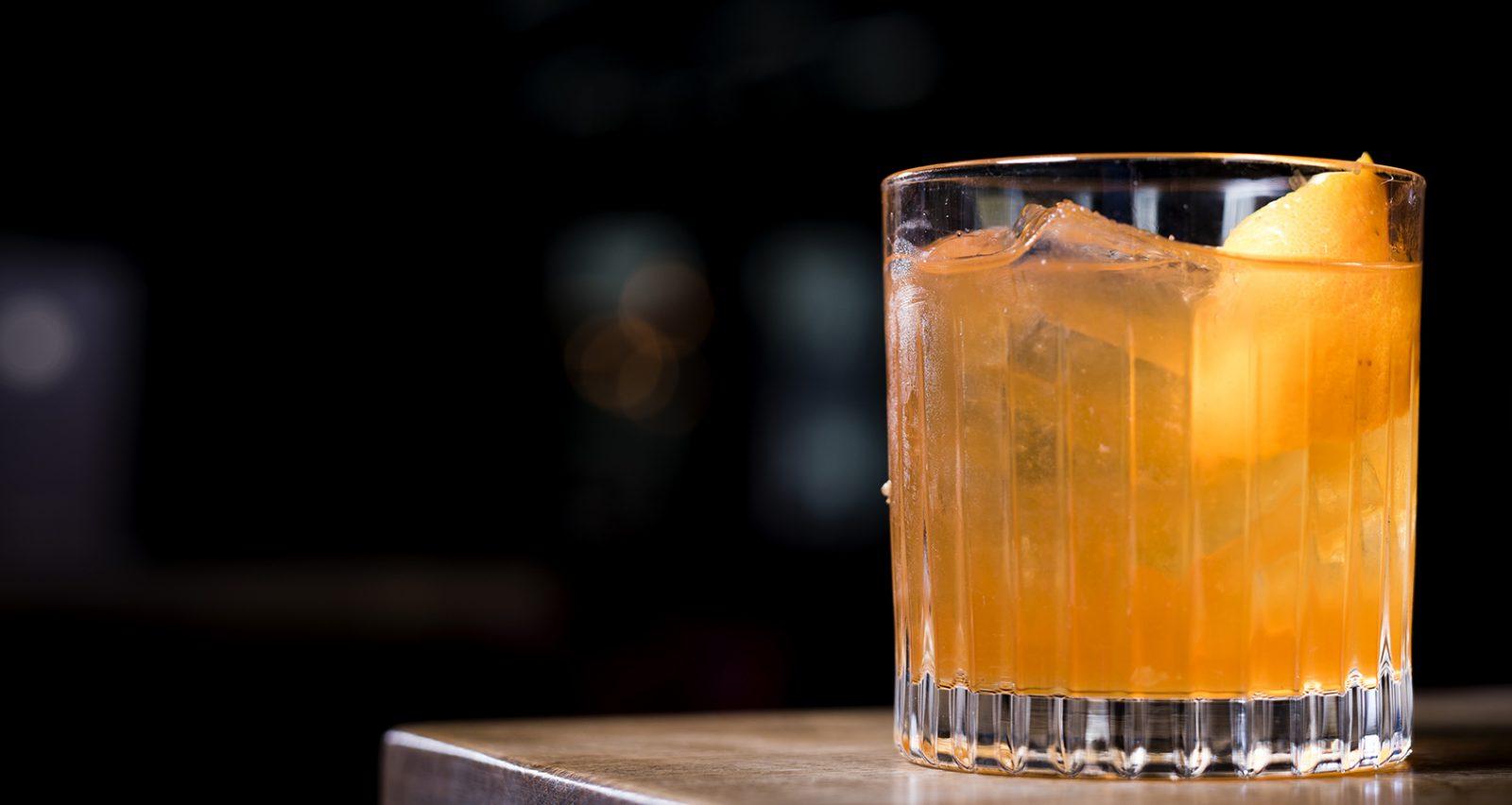 Marmalade Old Fashioned